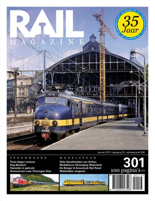 Rail Magazine 301