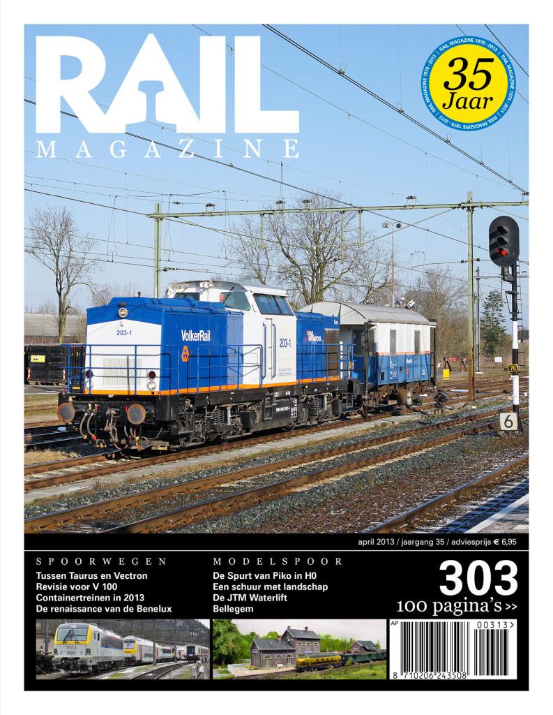 Rail Magazine 303