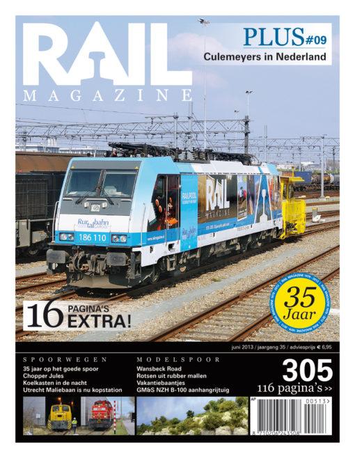 Rail Magazine 305
