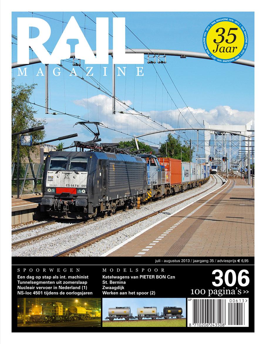 Rail Magazine 306
