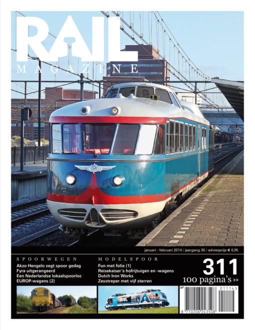 Rail Magazine 311