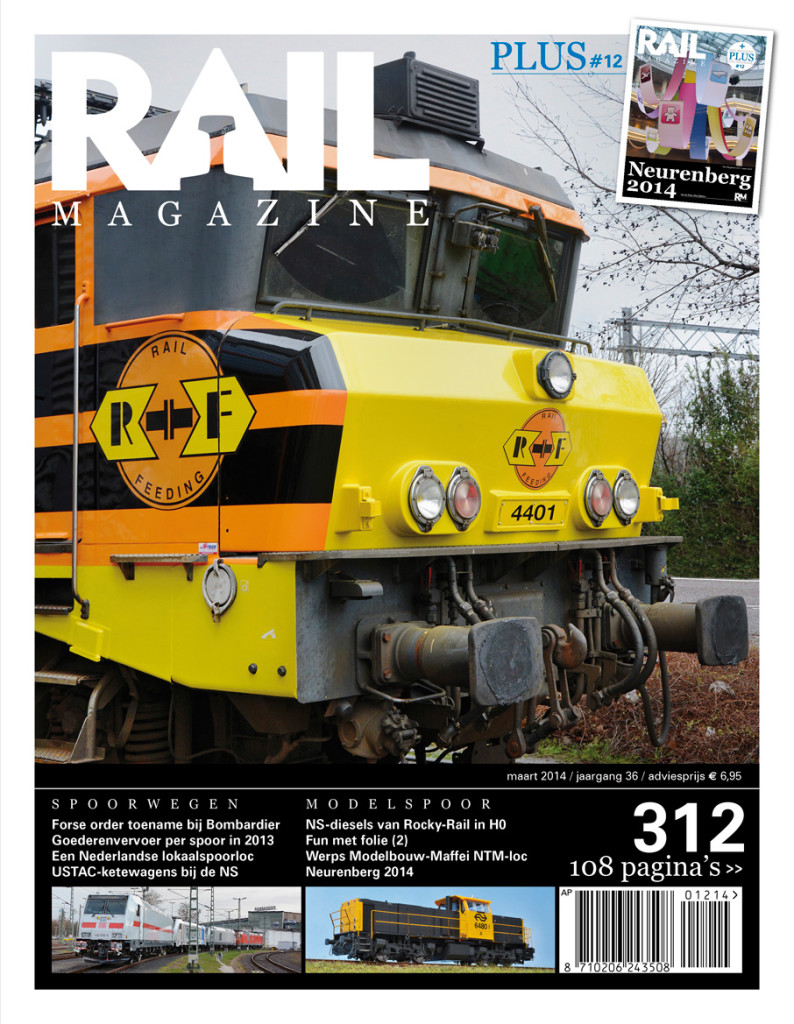 Rail Magazine 312