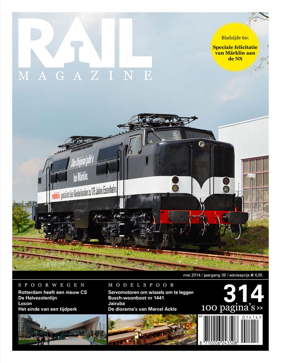 Rail Magazine 314