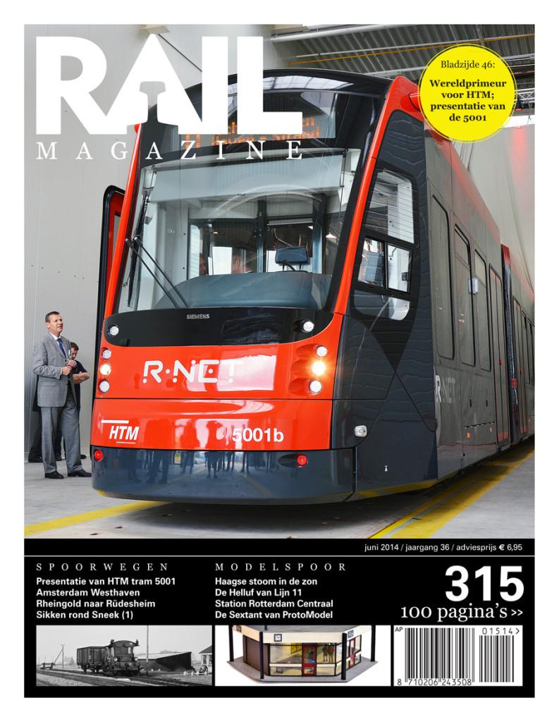 Rail Magazine 315