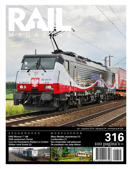 Rail Magazine 316