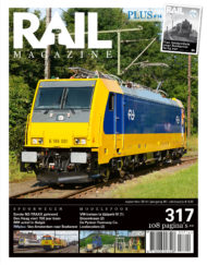Rail Magazine 317