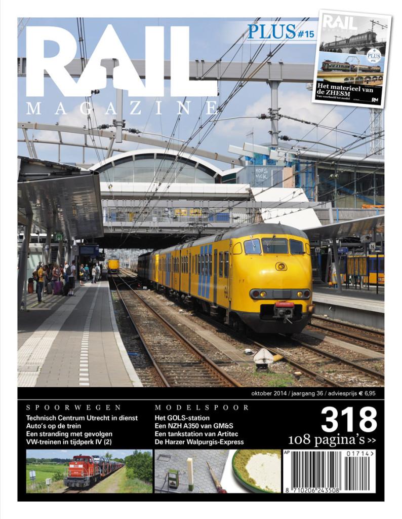 Rail Magazine 318