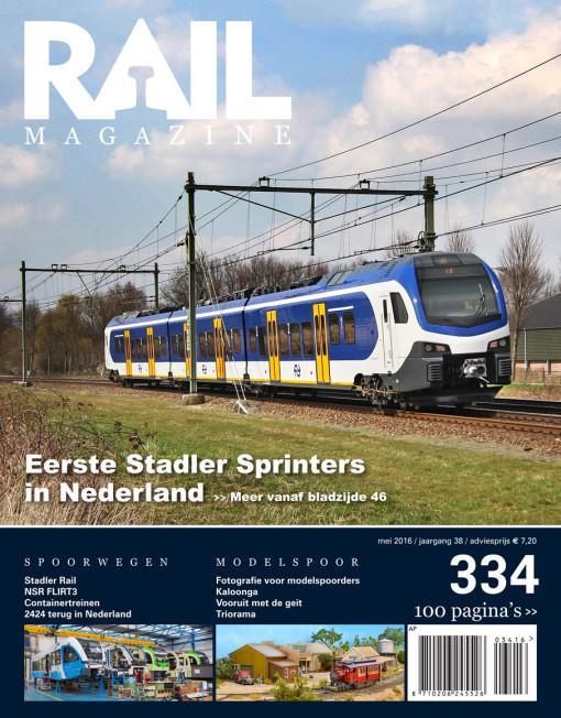 Rail Magazine 334