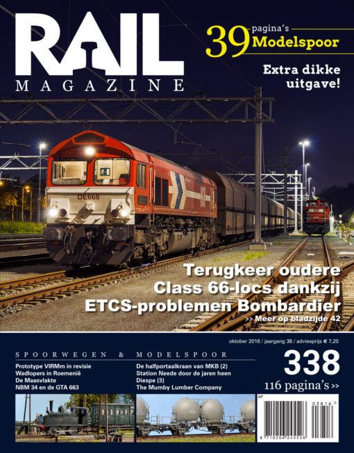 Rail Magazine 338