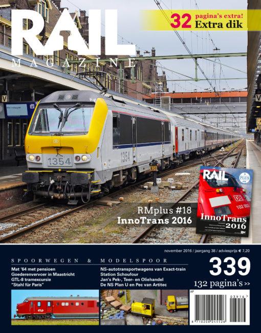 Rail Magazine 339