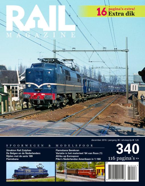Rail Magazine 340