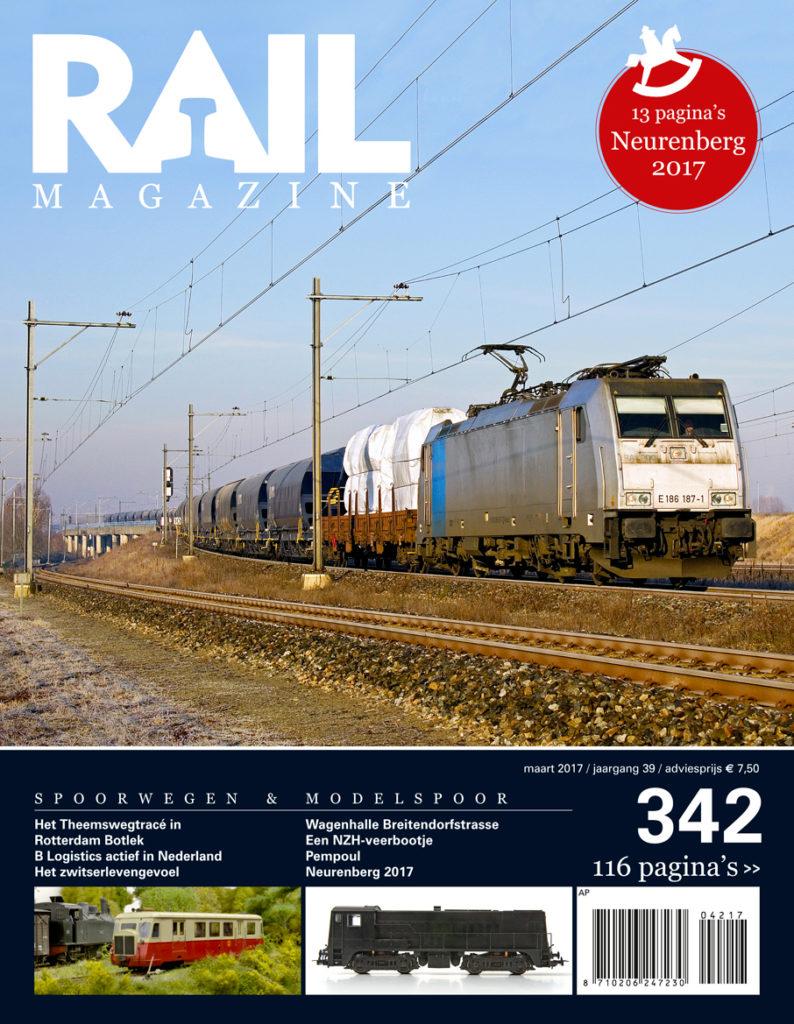 Rail Magazine 342