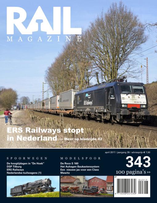 Rail Magazine 343