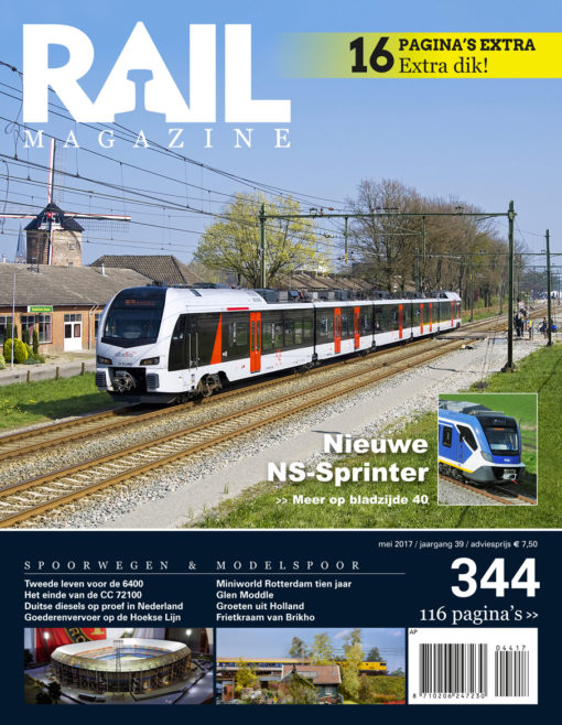 Rail Magazine 344