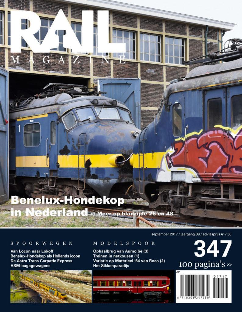 Rail Magazine 347
