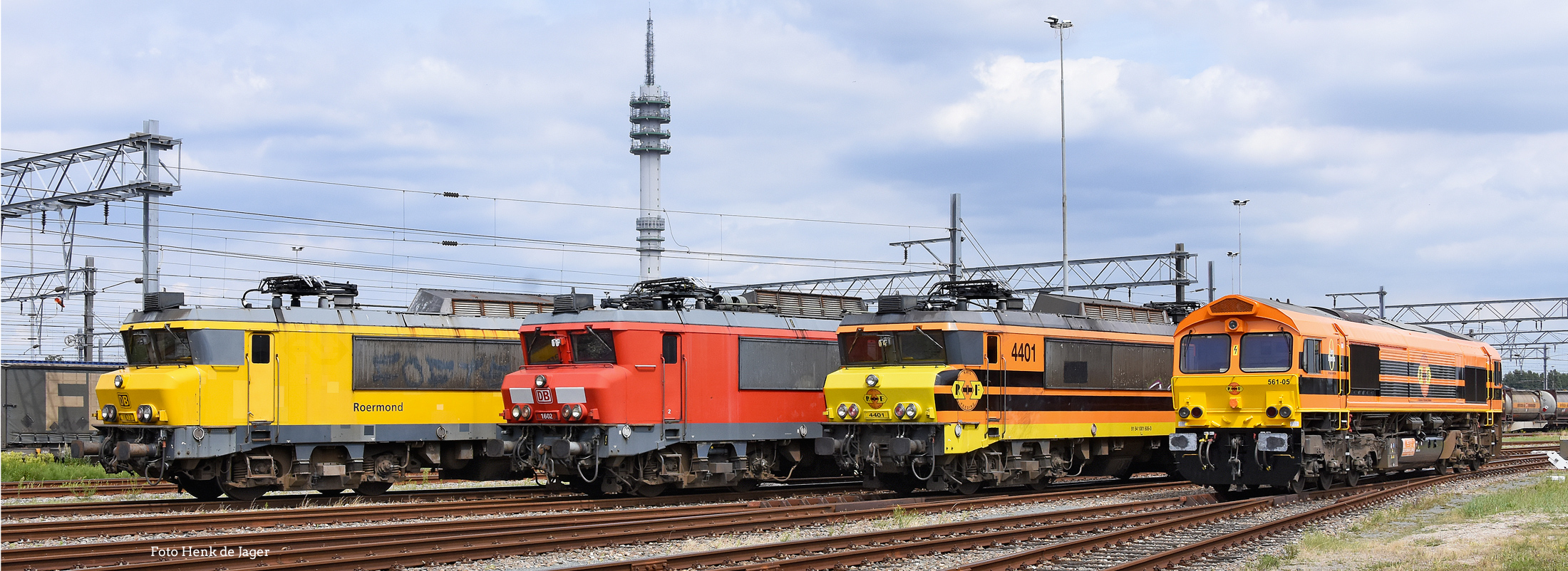 NS-serie 1600 Line-up