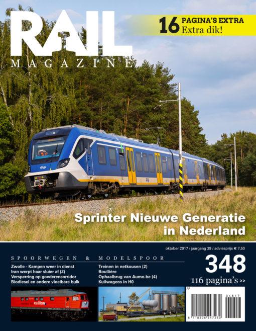 Rail Magazine 348