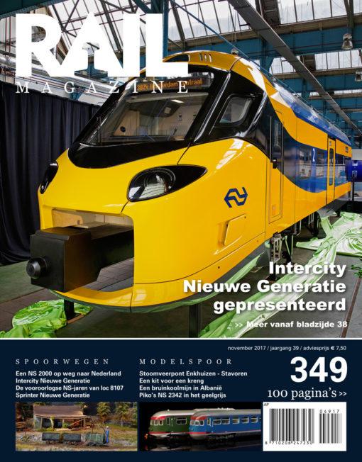 Rail Magazine 349
