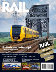 Rail Magazine 351 Cover