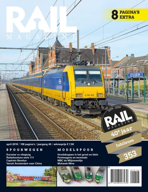 Rail Magazine 353
