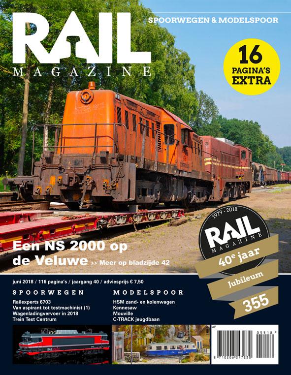 Rail Magazine 355