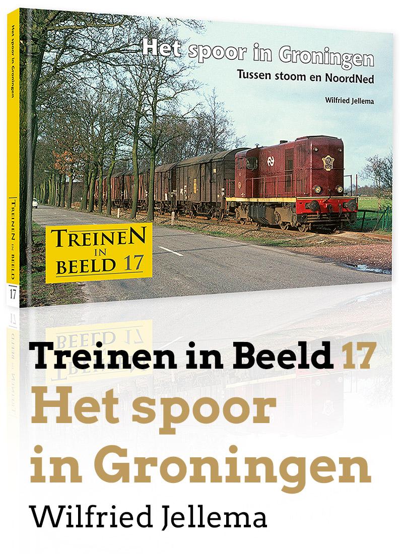 Spoor in Groningen