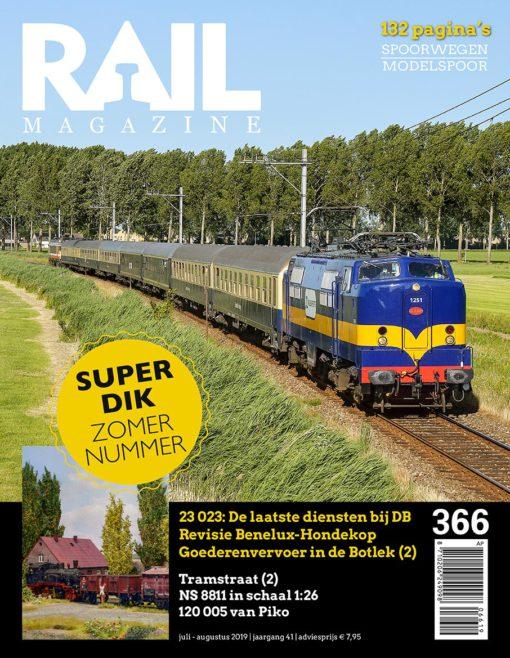 Rail Magazine 366