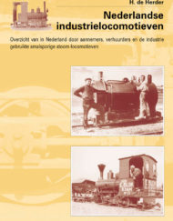Industrielocomtieven smalspoor