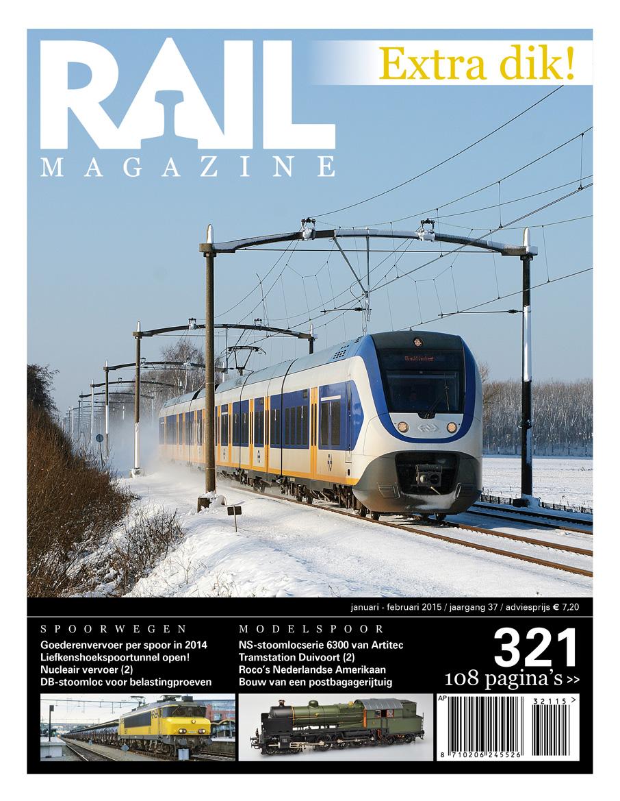 Rail Magazine 321