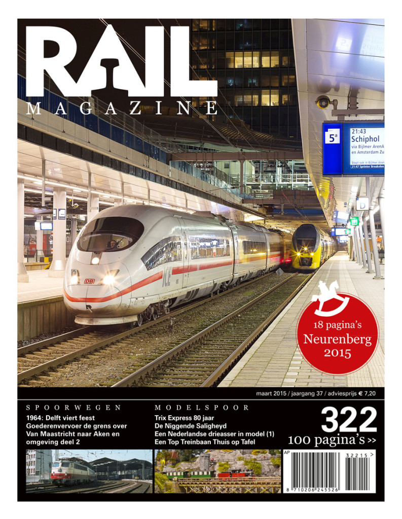 Rail Magazine 322
