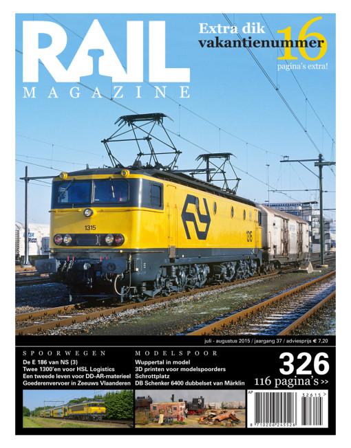 Rail Magazine 326