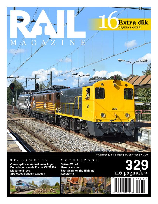 Rail Magazine 329