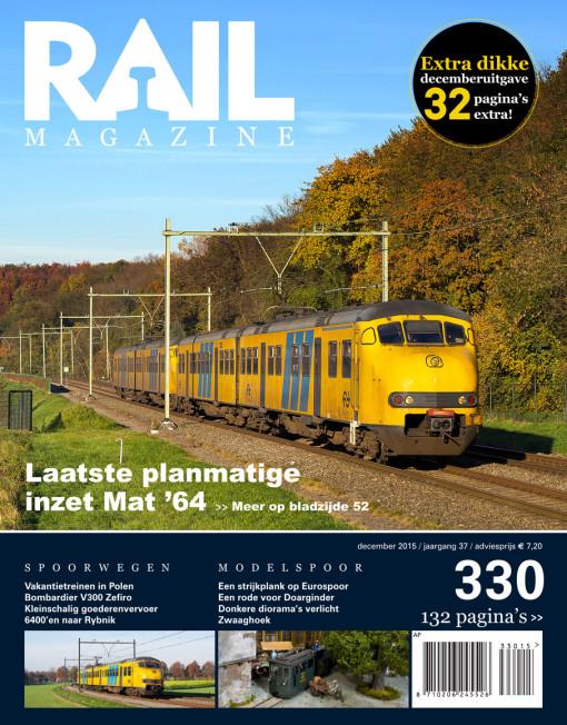 Rail Magazine 330
