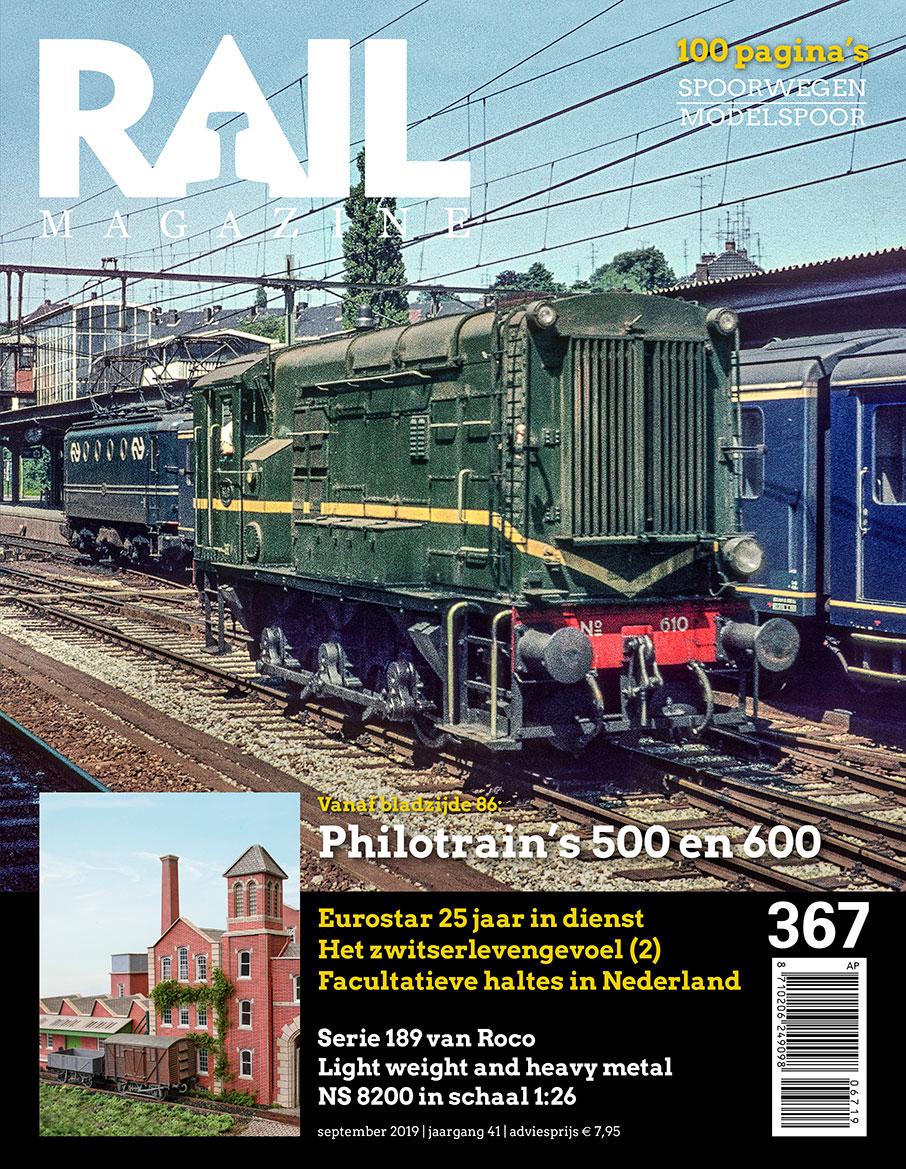 Koop nu: Rail Magazine 366