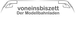 Voneinsbiszett Der Modelbahnladen